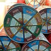 75082 Arla Buko Processed Cheese 8P Assorted Trangles 亞諾綜合乳酪抹醬 4種口味 瞎子火腿洋菇香草與香辛料 每組140(8塊)x4 299 丹麥產 冷藏 299 02.jpg