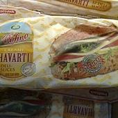 406340 Arla Dofino Creamy Havarti Deli-Slices 哈伐第切片乾酪 907公克 美國產 冷藏 295 02.jpg