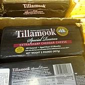 220366 Tillamook Special Reserve Extra Sharp Cheddar Cheese 超強位切達乳酪 907公克 美國產 319 02