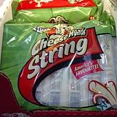 706895 Frigo String Cheese 原味乾酪條 48條入 共1.36公斤(3磅)  美國產 299 02