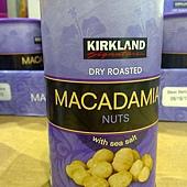 835020 Kirkland Signature 科克藍鹽烤夏威夷豆 680公克 美國產 569 02