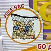 101942 Jumbo Alphabet Blocks 班恩傑尼 益智玩具 智樂木 50件組 適合18個月以上 紐西蘭松木 中國產 499 05