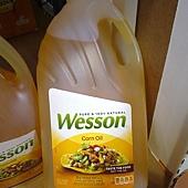 84428 Wesson Corn Oil 100%玉米油 4.73公升 無反式脂肪 防腐劑膽固醇 美國產 359 02