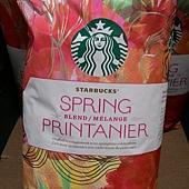 Spring Blend  Printanier 星巴克 春季限定咖啡豆