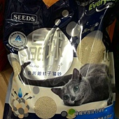 73106 Seeds 惜時 晶球奈米銀粒子複合式貓砂 OCL-10 無粉塵 消菌除臭 10公升 台灣產 229 04