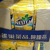 66579 Nestle 雀巢檸檬茶 檸檬味 鋁箔包飲料 每組300毫升x24入 158 03.jpg