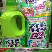 72107 花王 Wide Haiter EX Power 超濃縮潔豔漂白水 每組1000毫升+補充包800毫升 日本進口 225 02.jpg