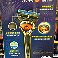 198392  Gillette 吉列 Proglide 無感動力浮動刀頭電動替換刀片 每組8入 德國產20150525 749 04.jpg