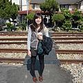第一次走鐵路