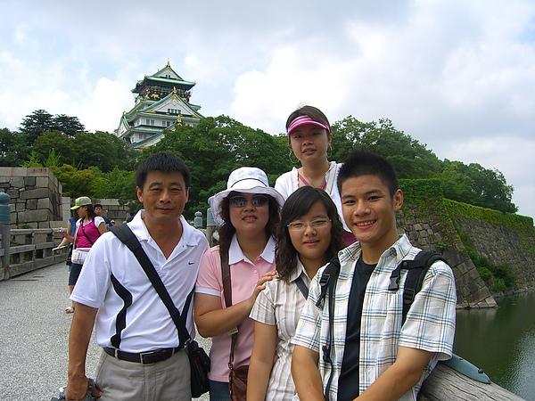 日本大板城