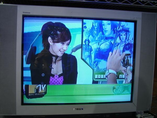 圈圈的MTV News