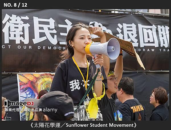 08-《太陽花學運/Sunflower Student Movement》