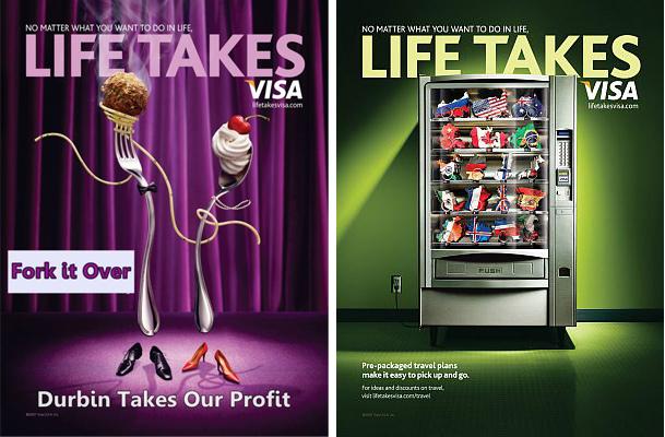 旅行廣告範例N09-金融業VISA威士國際組織(imagedj典匠資訊圖庫專業知識分享)