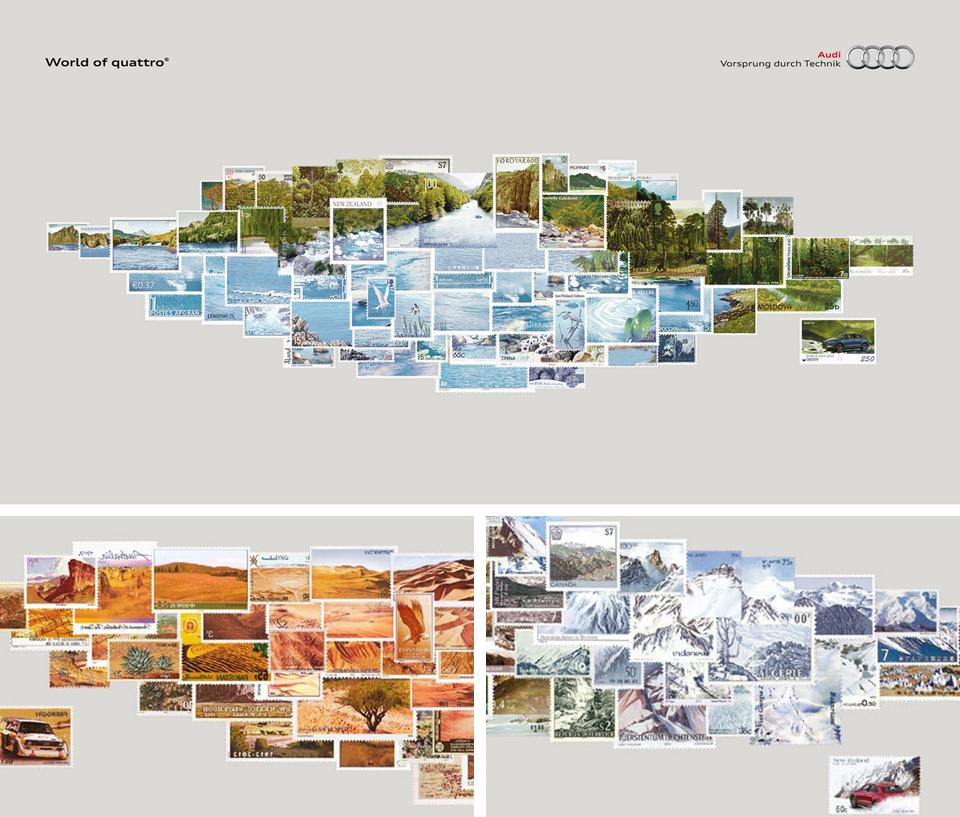 旅行廣告範例N10-汽車產業Audi奧迪汽車(imagedj典匠資訊圖庫專業知識分享)