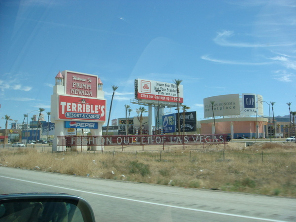Primm Outlet