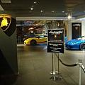 藍寶傑尼展示廳