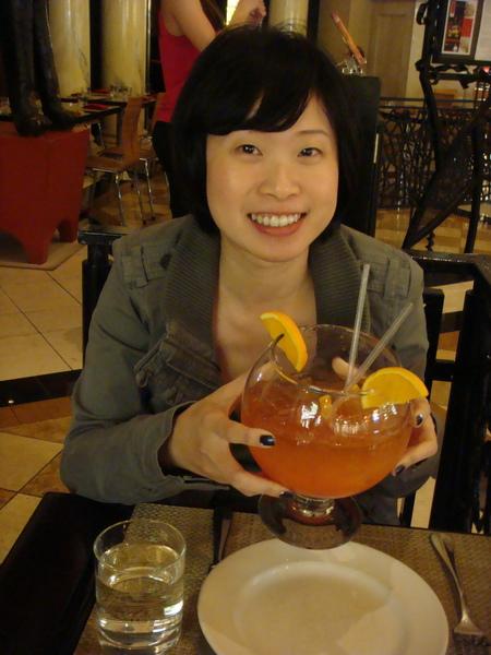 好烈的 cocktail