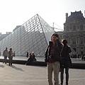 Louvre Musuem 羅浮宮