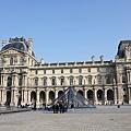 羅浮宮周邊