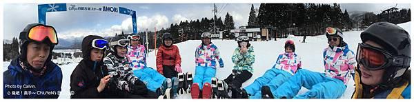 白馬五龍滑雪場-18-Calvin