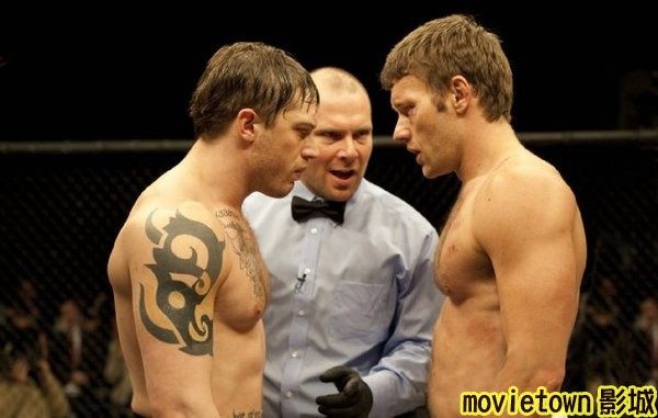 movietown影城-勇者無敵劇照Warrior Photos03湯姆哈迪 Tom Hardy◎喬爾埃哲頓 Joel Edgerton (複製)-.jpg