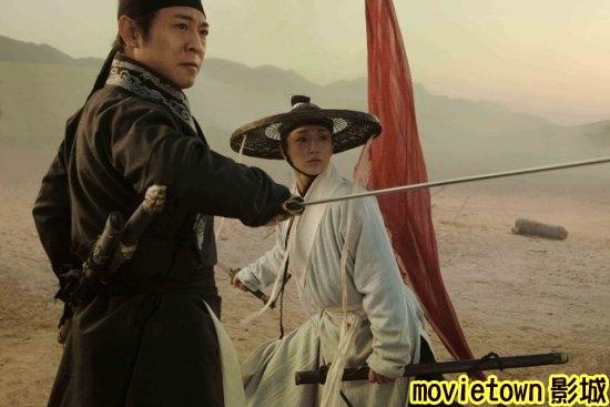 龍門飛甲劇照│龙门飞甲剧照The Flying Swords of Dragon Gate5李連傑 Jet Li◎周迅 Xun Zhou新.jpg