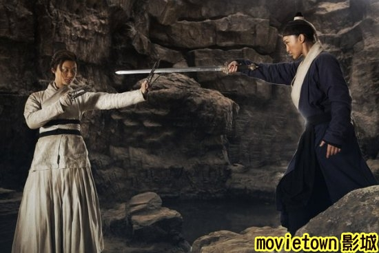 龍門飛甲劇照│龙门飞甲剧照The Flying Swords of Dragon Gate8李宇春◎周迅 Xun Zhou新.jpg