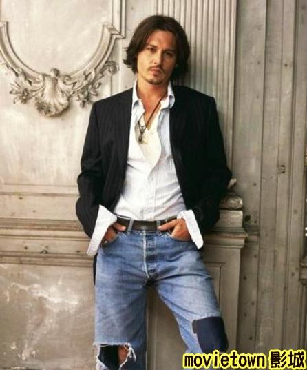 movietown影城醉後型男日記演員The Rum Diary1強尼戴普 Johnny Depp6新.jpg