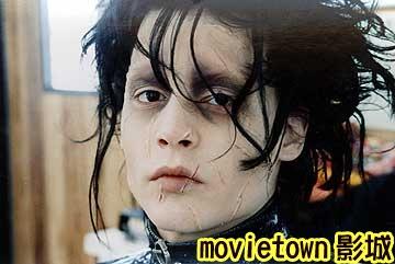 movietown影城醉後型男日記演員The Rum Diary1強尼戴普 Johnny Depp9-edward scissorhands新.jpg