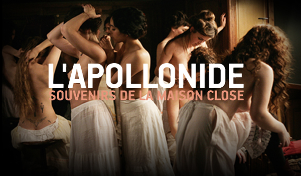 movietown影城巴黎妓院回憶錄海報House of Pleasures Poster妓院里的回忆海报L'apollonide Affiche1.jpg