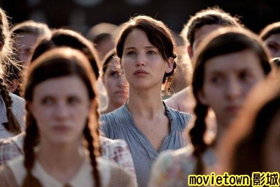 飢餓遊戲劇照│饥饿游戏剧照The Hunger Games1珍妮佛勞倫斯  Jennifer Lawrence新+