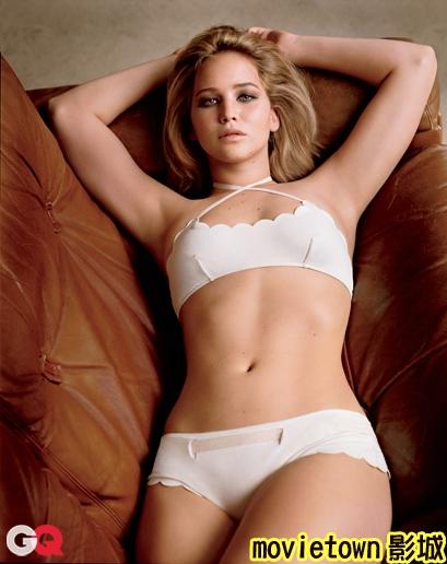 飢餓遊戲│饥饿游戏The Hunger Games0珍妮佛勞倫斯 Jennifer Lawrence3GQ新