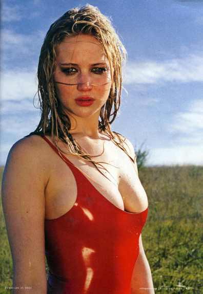 飢餓遊戲│饥饿游戏The Hunger Games0珍妮佛勞倫斯 Jennifer Lawrence6bikini4