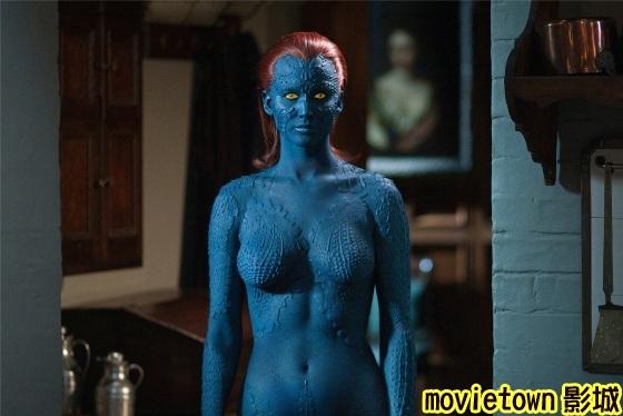 飢餓遊戲│饥饿游戏The Hunger Games0珍妮佛勞倫斯 Jennifer Lawrence7X Men-新