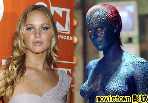 飢餓遊戲│饥饿游戏The Hunger Games0珍妮佛勞倫斯 Jennifer Lawrence7X Men新