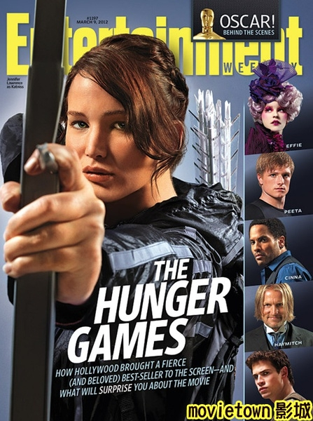 飢餓遊戲海報│饥饿游戏海报The Hunger Games Poster5新