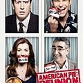 電影美國派 高潮再起海報│美國處男之孔雀開屏海報│美国派4美国重逢海报American Pie Reunion Poster2新