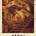 鬼屋詭屋海報│屍營旅舍海報│林中小屋海报The Cabin in the Woods Poster3新