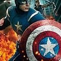 復仇者聯盟角色海報│复仇者联盟海报The Avengers Role0克里斯伊凡 Chris Evans美國隊長│美国队长新