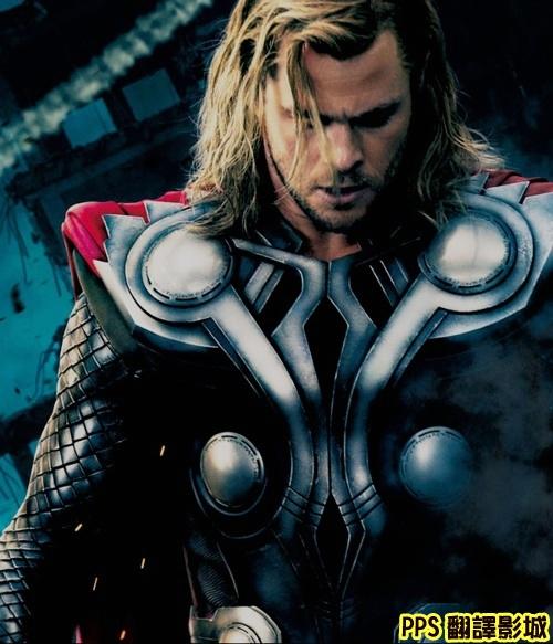 復仇者聯盟角色海報│复仇者联盟海报The Avengers Role2克里斯漢斯沃 Chris Hemsworth雷神索爾│雷神新