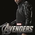 復仇者聯盟角色海報│复仇者联盟海报The Avengers Role6山繆傑克森 Samuel L. Jackson神盾局局長新