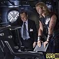 復仇者聯盟劇照│复仇者联盟剧照The Avengers2克拉克葛瑞格 Clark Gregg◎克里斯漢斯沃 Chris Hemsworth新