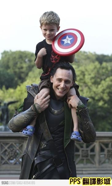復仇者聯盟劇照│复仇者联盟剧照The Avengers8湯姆希德斯頓 Tom Hiddleston新