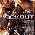 盧貝松 天外封鎖線海報│拯救太空1號│太空一号│反锁海报 Lockout Poster1新