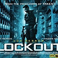 盧貝松 天外封鎖線海報│拯救太空1號│太空一号│反锁海报 Lockout Poster4新