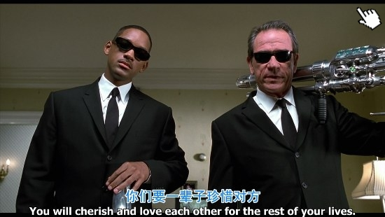 星際戰警2-圖│黑超特警組2-圖│黑衣人2截图Men in Black 2-0