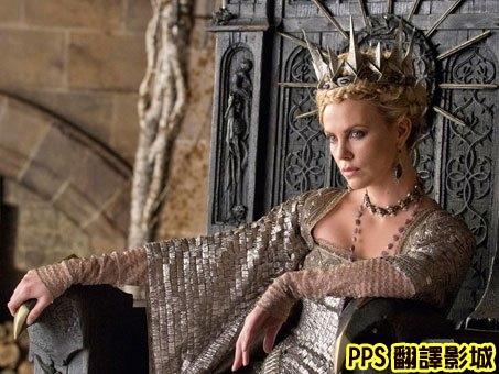 公主與狩獵者│白雪公主之魔幻復仇記劇照snow white and the huntsman0莎莉賽隆 Charlize Theron新+