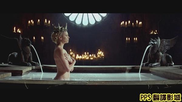 公主與狩獵者│白雪公主之魔幻復仇記劇照snow white and the huntsman2莎莉賽隆Charlize Theron-新+