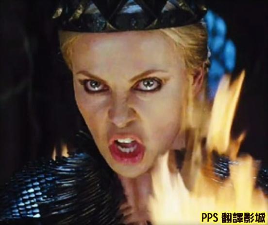 公主與狩獵者│白雪公主之魔幻復仇記劇照snow white and the huntsman6莎莉賽隆 Charlize Theron新+
