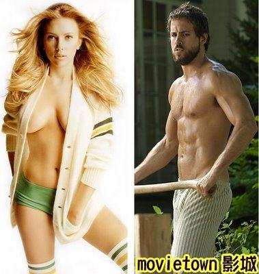 狡兔計畫演員滅口布局藏身之所2萊恩雷諾斯&史嘉蕾喬韓森 Ryan Reynolds&Scarlett Johansson0新